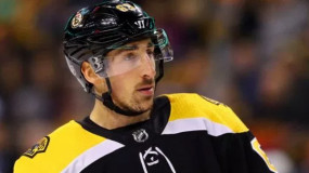 Brad Marchand: Bruins Assumed Game 1 Would Be 'Easier Than It Was'