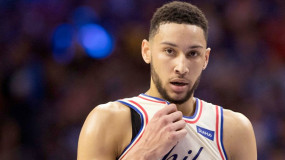76ers' Ben Simmons has Sprained AC Joint in Right Shoulder