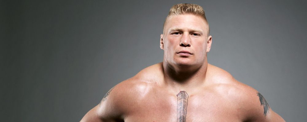 Brock Lesnar Retires from the MMA for a Second Time