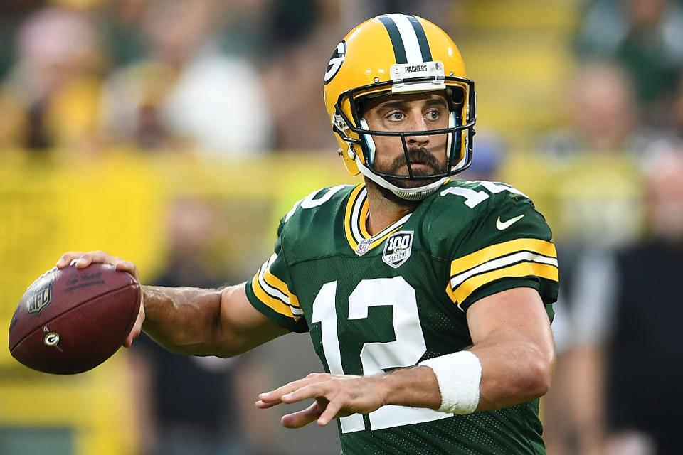 Highest Paid Rodgers